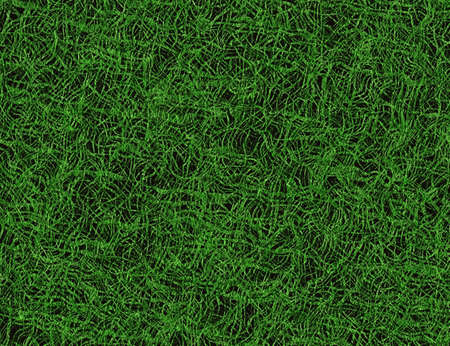 lush: bright curled lush green grass texture