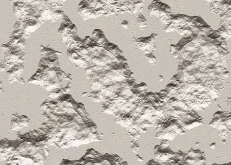 dry: broken concrete texture of a dry wall Stock Photo