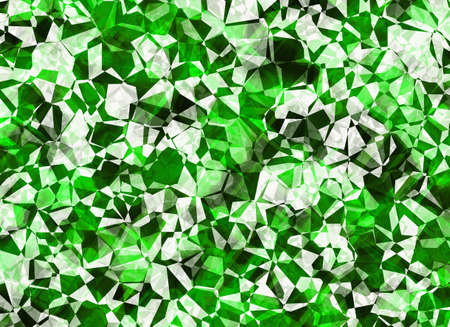uncouth: relief green crystal backgrounds texture