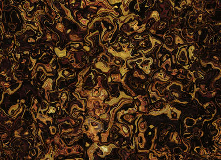 arte abstracto: marr�n abstracto curv� l�neas fondos. arte abstracto