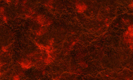 solidified: eruption volcano. solidified red fire lava texture