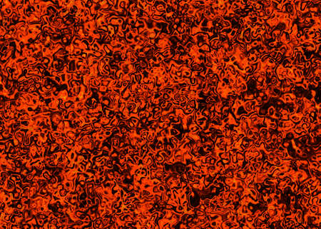 abstract imitation of fire texture in modern style Stock Photo