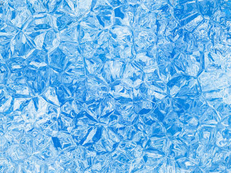 uncouth: blue colored relief ice crystal backgrounds