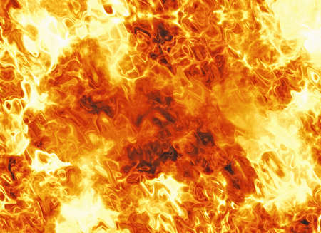 flame: bright explosion fire burst backgrounds. body of flame texture