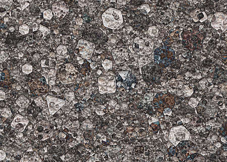 many different mosaic stones backgrounds