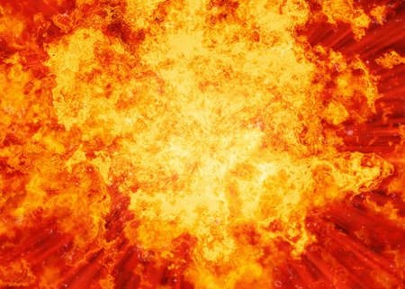 conflagration: bright red fire burst explosion flash backgrounds