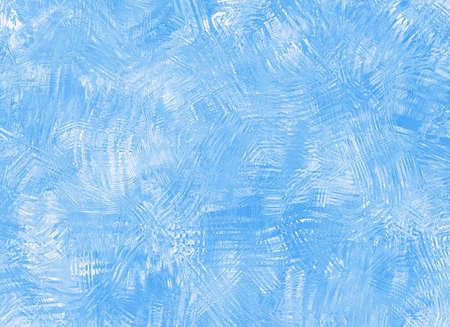 frozen glass: Frozen window glass. winter background