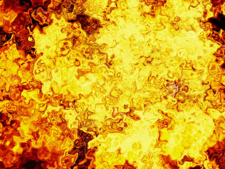 overheated: red burning fire lava texture background