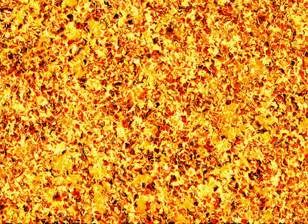 conflagration: hot burning fire texture backgrounds Stock Photo
