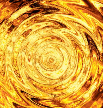 emit: twirl of bright explosion flash. fire burst Stock Photo