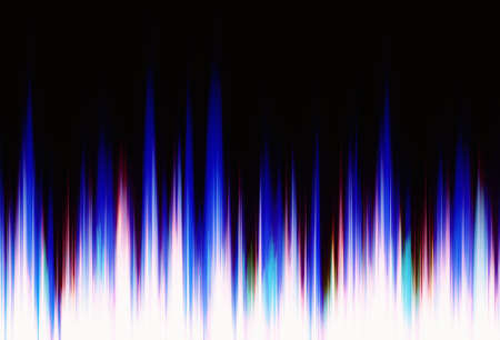 waveform: waveform pattern with copy space place