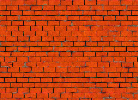 hires: hi-res red small brick wall pattern with noise texture