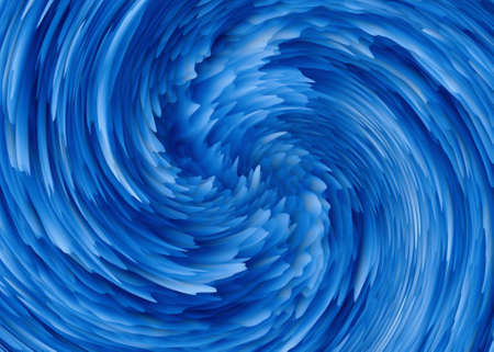 uncouth: blue colored twirl relief crystal background