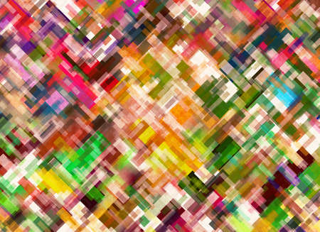 pixelate: Abstract backgrounds of Multicolored colors in Chaotic Arrangement