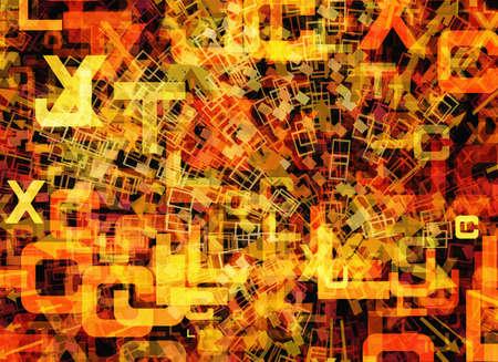 cybernetics: modern futuristic technology backgrounds