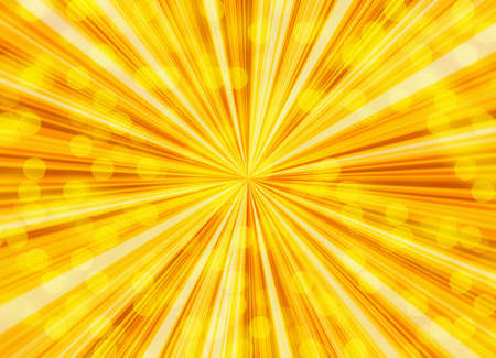 sunshine bubbles backgrounds with sunbeam pattern