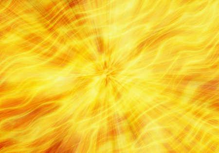 energy sun rays background