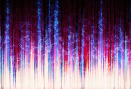 abstract waveform energy background Imagens