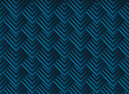 Jagged edge seamless geometric pattern. Vector repeating texture with squama triangles.