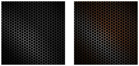speaker grill: Speaker grill texture. Illustration Illustration
