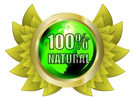 procent: 100 procent natural