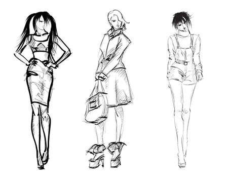 top: SKETCH  fashion girls