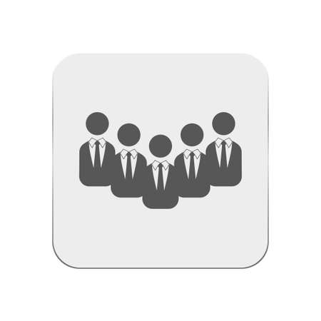 business team: Business team icon