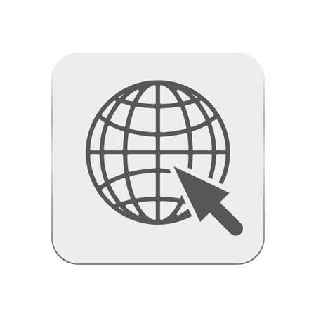 web: web icon Illustration