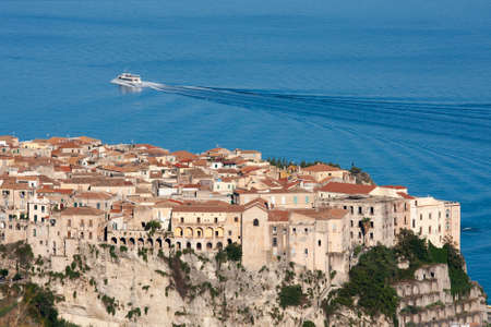 coastlines: Tropea in the Calabria region of Southern Italy