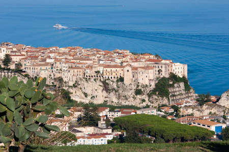 calabria: Tropea in the Calabria region of Southern Italy