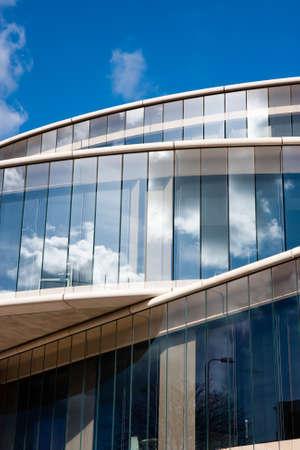 carbuncle: The Blavatnik School of Government, part of Oxford University, designed by Swiss architects Herzog & de Meuron