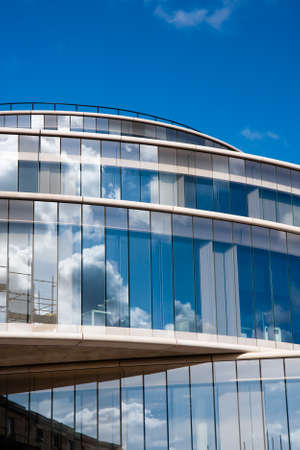 carbuncle: The Blavatnik School of Government, part of Oxford University, designed by Swiss architects Herzog & de Meuron