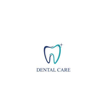歯科ケアアイコンロゴベクトルデザインテンプレート 写真素材 - 90417479