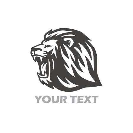 Wild Lion Head icon