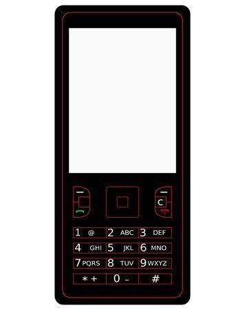 mobil: Mobil phone