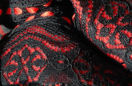 Lace underwear Stock Photo
