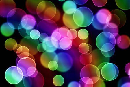 Colorful bubbles