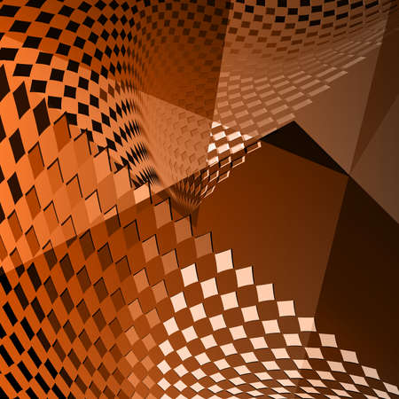 lozenge: Background abstract design