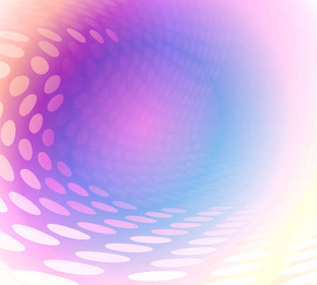 convergence: Vector pattern design abstract