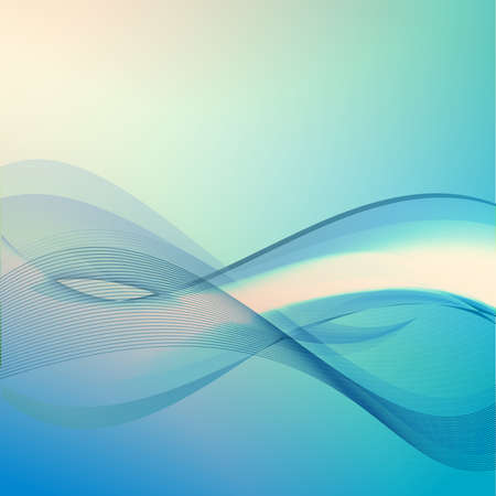 Background abstract,Illustration,web page background, wave background.