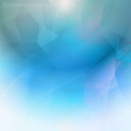 rear wing: Abstract blue geometrical background, vector illustration,colorful abstract