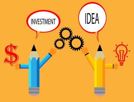 adder: Business Concept illustration Illustration