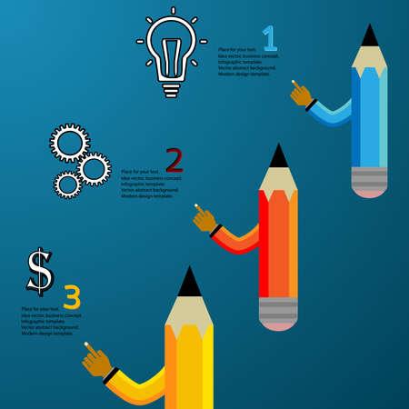 an adder: Business Concept illustration Illustration