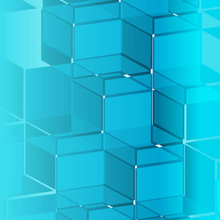 phosphorescence: Background abstract cube,vector Illustration,web page background, ornate background,