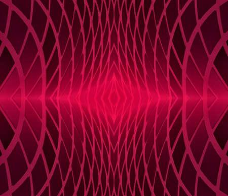 semaforo rojo: Resplandor abstracto fondo de ne�n. Foto de archivo