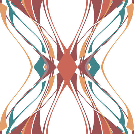 stripe pattern: Retro motivo a strisce Vettoriali