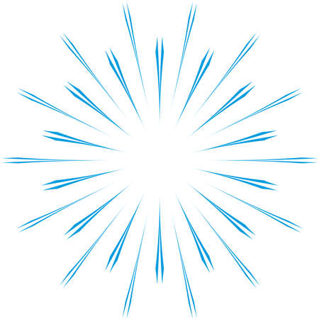 blank bomb: Fireworks rays vector.Background design abstract fireworks.