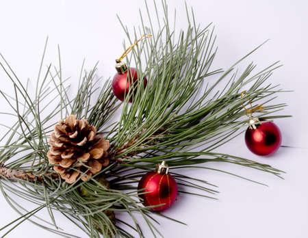 beautiful shiny decorative christmas