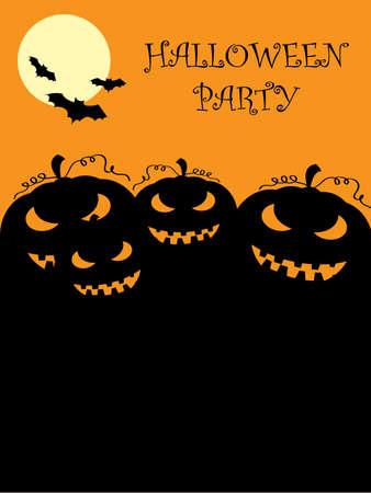 Halloween poster Stock Vector - 10662608