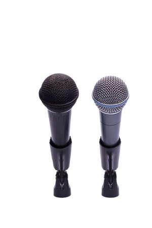 microphones Stock Photo - 10927170